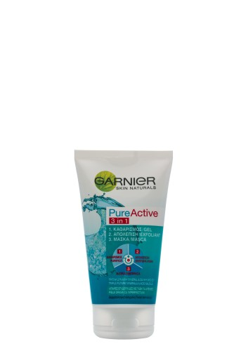 Poze Garnier Gel  Pure Active 3 in 1