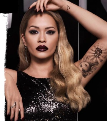 Poze Gloss Rimmel Oh My Gloss! 830 Rita's Black by Rita Ora 6,5 ml