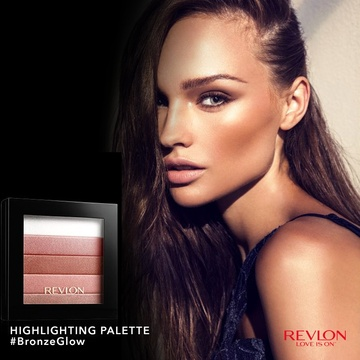 Poze Iluminator Revlon Highlighting Palette Bronze Glow 030