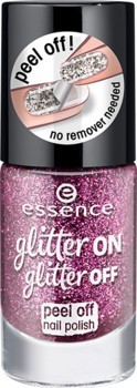 Poze Lac de unghii Essence glitter on glitter off peel off nail polish 03