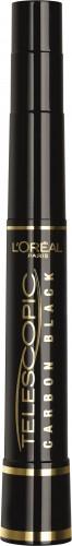 Poze Mascara pentru efect de gene false L'Oreal Paris Telescopic Negru Carbon prin alungire extrema 8ml