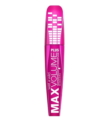 Mascara Wet n Wild Max Volume Plus Waterproof Mascara, 8 ml