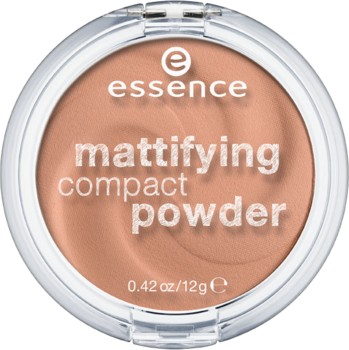 Poze Pudra Essence Mattifying Compact 02 Soft Beige, 12 gr