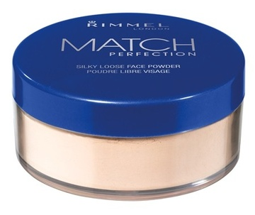 Pudra pulbere Rimmel Match Perfection Translucent