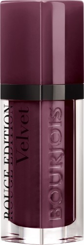Poze Ruj Bourjois LIPSTICK ROUGE EDITION VELVET 25 Dark Purple