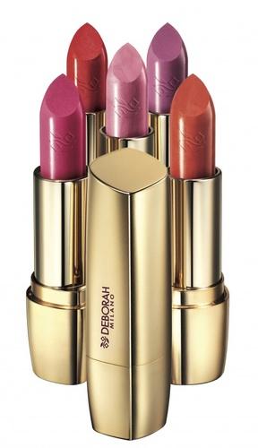 Ruj Deborah Milano Red Lipstick 33 Bright Red, 4.4 g
