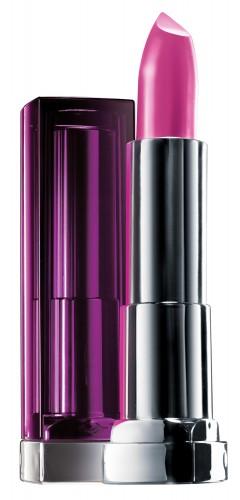 Poze Ruj satinat Maybelline New York Color Sensational 365 Plum Passion 5.7g