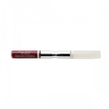 Poze Ruj Seventeen All Day Lip Color&Top Gloss  No 40