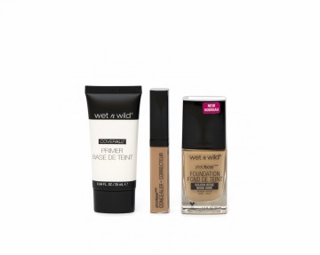 Poze Set l'Arome Magic Wet n Wild Photo Focus 368 Golden Beige-Medium Tawny