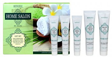 Poze Set Revuele Thai Spa Set cu Cocos, Lemongrass si Frangipani