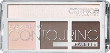 Poze Trusa Catrice Eye & Brow Contouring Palette 010