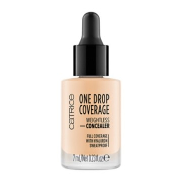 Poze Corector Catrice ONE DROP COVERAGE WEIGHTLESS CONCEALER 010 Light Beige
