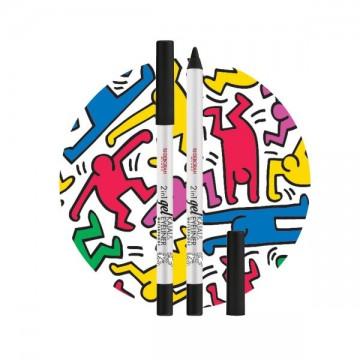 Poze Creio de Ochi 2in1 Deborah Kajal&Eyeliner Waterproof Keith Haring