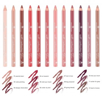 Poze Creion de buze Essence soft contouring lipliner 07 Lost in love