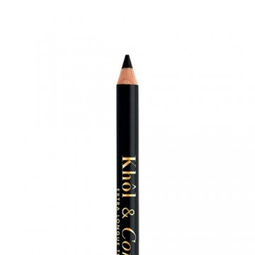 Poze Creion de ochi Bourjois Eye Pencil Kohl&Contour 02 Ultra Black