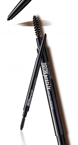 Poze Creion pentru sprancene Maybelline New York Brow Precise Micro Pencil  Soft Brown