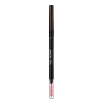 Poze Creion pentru sprancene Rimmel BROW PRO MICRODEFINER - 003 Dark Brown