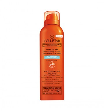 Poze Crema de protectie solara Collistar Active Protection Sun Spray SPF50 150ml