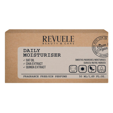 Crema hidratanta de zi Revuele Day Moisturizer 50 ml