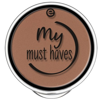 Fard de ochi Essence MY MUST HAVES EYEBROW POWDER 20 Bold Blond 1,8 gr