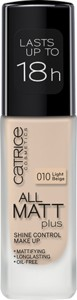 Poze Fond de ten Catrice All Matt Plus Shine Control Make Up 010