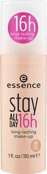 Poze Fond de ten Essence stay all day 16h long-lasting make-up 20 Soft Nude 30 ml