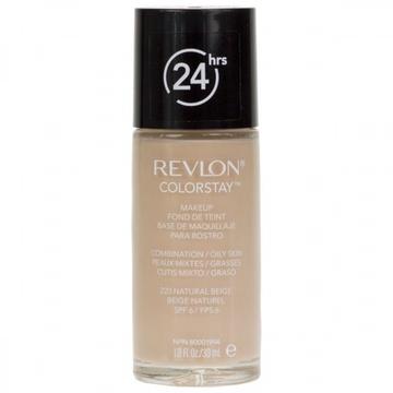 Poze Fond de ten Revlon ColorStay Makeup Combi/Oily Skin  Natural Beige 220