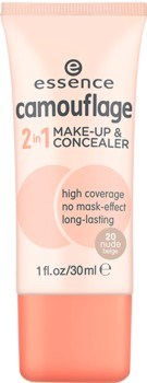 Poze Fond de ten si corector Essence camouflage 2in1 make-up & concealer 20 30 ml