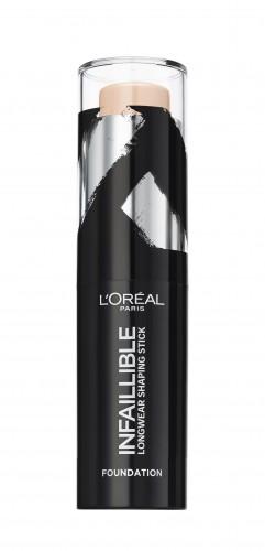 Fond de ten stick L'Oreal Paris Infaillible Shaping Stick 130 Vanilla - 9g