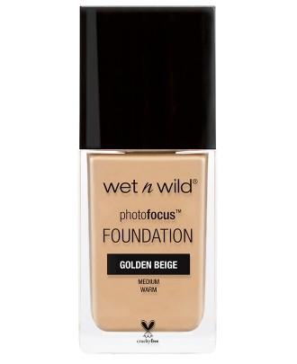 Fond de ten Wet n Wild Photo Focus Foundation 368 Golden Beige