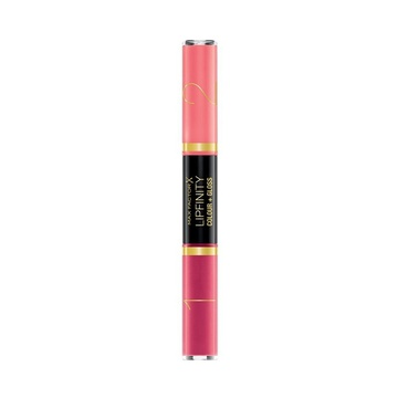 Poze Gloss Max Factor LIPFINITY COLOUR & GLOSS  650 LINGERING PINK