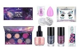 Lac de unghii Essence dancing on the milky way cosmic glitter nail polish 01