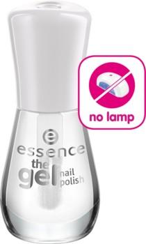 Poze Lac de unghii Essence the gel nail polish 01