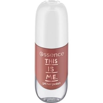 Lac de unghii essence this is me. gel nail polish 16