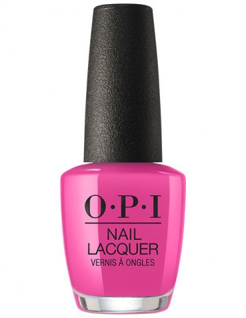 Lac de unghii OPI Nail Lacquer - LISABON No TurnBack From Pink Street