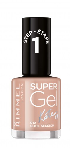 Poze Lac de unghii Rimmel Super Gel , 012 Soul Session