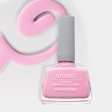 Lac de unghii Seventeen STUDIO RAPID DRY LASTING COLOR No 69 Light Pink