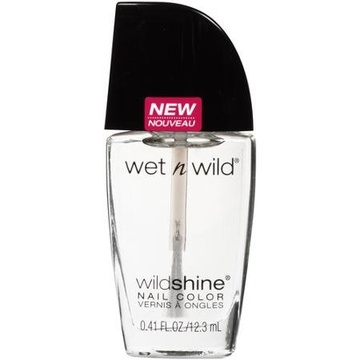 Poze Lac de unghii Wet n Wild Wild Shine Nail Color Clear Nail Protector, 12.3 ml
