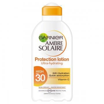 Poze Lapte pentru protectie solara Garnier Ambre Solaire SPF 30 - 200ml