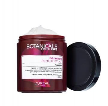Poze Masca stralucire intensa Botanicals Fresh Care cu ulei de muscata pentru par vopsit sau tern 200ml