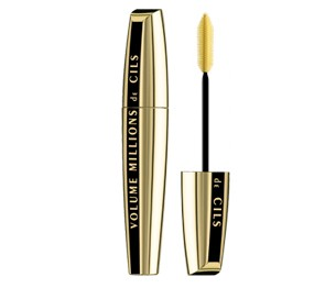 Poze Mascara L'Oreal Paris 1000 Cils Volume Collagene Noir