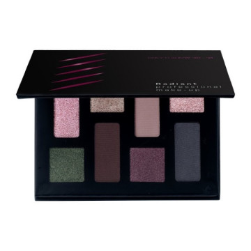 Paleta farduri de ochi Radiant Make-up Your Eyes THE DARK Collection Eye Shadow