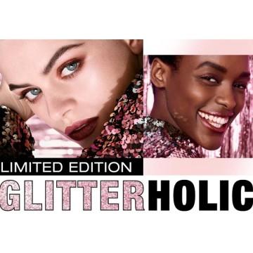 Paleta iluminatoare Catrice Glitterholic Highlighter Trio