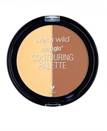Poze Paleta pentru conturare Wet n Wild MegaGlo Contouring Palette Caramel Toffee