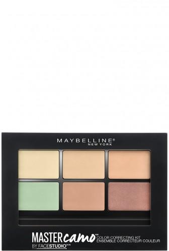 Poze Paleta pentru corectarea imperfectiunilor Maybelline New York Master Camo 01 Light - 6.5g