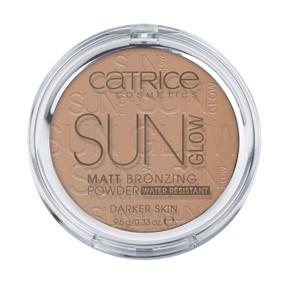 Poze Pudra bronzanta Catrice Sun Glow Matt Bronzing Powder 020