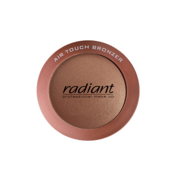 Pudra bronzanta RADIANT AIR TOUCH BRONZER No 6 REAL BROWN