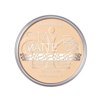 Pudra presata Stay Matte Grey Collection