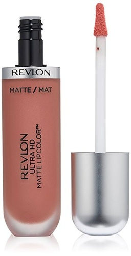 Poze Revlon Ultra HD Matte Lip Color 640 Embrace
