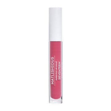 Ruj mat Seventeen MATLISHIOUS SUPERSTAY LIP COLOR No 21